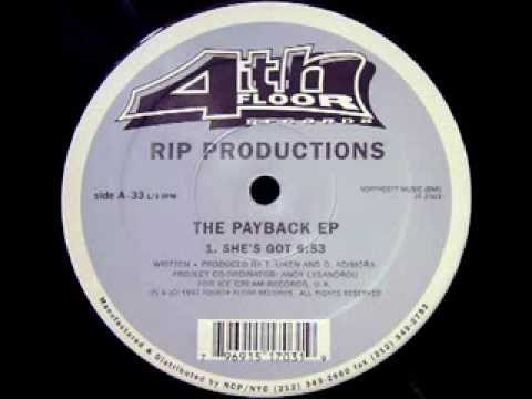 RIP Productions - The Payback EP