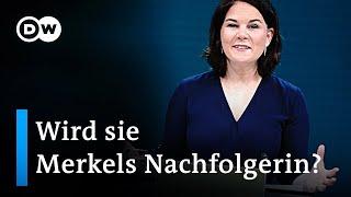 Annalena Baerbock wird Spitzenkandidatin der Grünen | DW Nachrichten