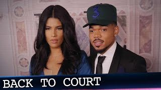 Chance the Rapper and Fiancée Head Back to Court to Change Custody Deal Before Getting Married