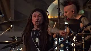 Ministry - Waiting - Riotfest 2017 - Chicago, IL - 09-15-2017