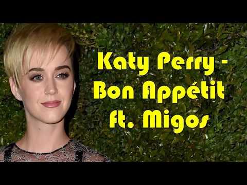 Katy Perry - Bon Appétit ft. Migos (Karaoke Instrumental)