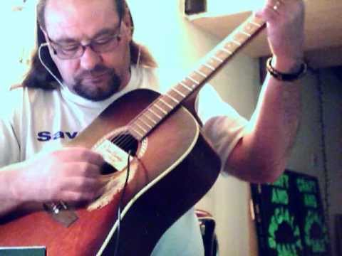 Cold Dog Soup - Guy Clark (Cover)