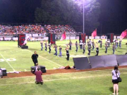 Tennessee, Crockett County Cavalier High School Marching Band