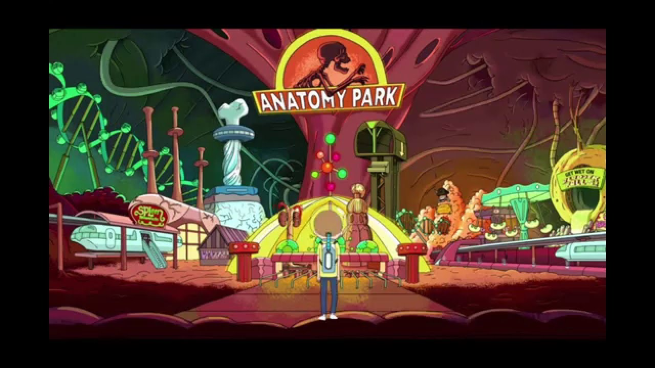 Rick And Morty Easter Eggs References From Seasons 1 And 2 Time