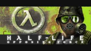 Half-Life: Opposing Force [Music] - Soothing Antagonist