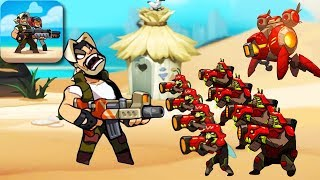 BOMBASTIC BROTHERS - Walkthrough Gameplay - TRAILER (iOS Android)