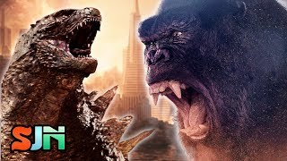 Godzilla vs Kong Taps Blair Witch Director!