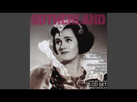 Orfeo ed Euridice: Act IV, Sovvengati La Legge (Live performance, Edinburgh 1967)