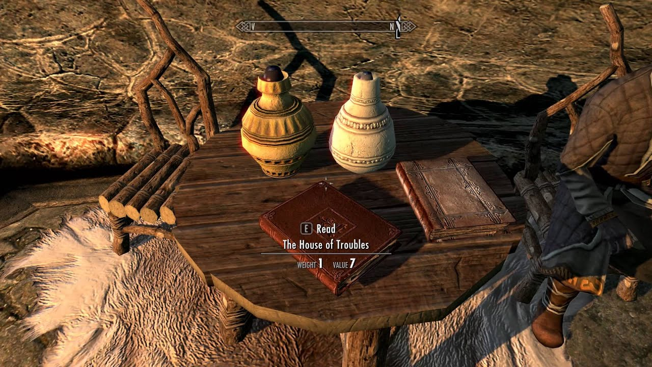 SKYRIM eps 138 Trying To Find Quests In Solstheim