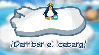 ¿Cómo derribar el Iceberg en Club Penguin?