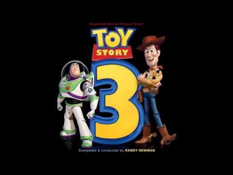 История игрушек 3 саундтреки