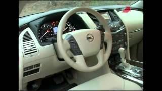 2010 Nissan Patrol Y62 Тест драйв Часть 1 2