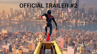 SPIDER-MAN: INTO THE SPIDER-VERSE - Official Trailer #2 - At Cinemas Now Video