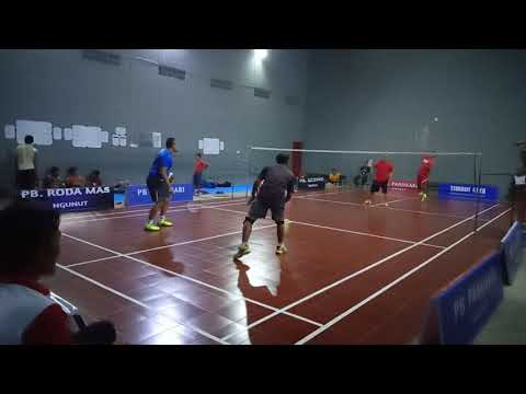 Ngunut Super Series 2019 Royan+mendit Vs Hury+anwar
