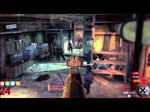 Call of Duty: Black Ops Zombies Der Riese Hauppuage HD DVR