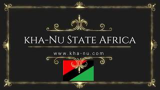 KHA-NU State in AFRICA - African Americans