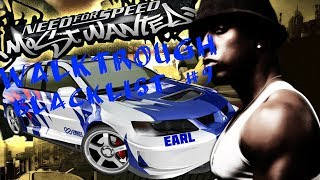 Need for Speed: Most Wanted Walkthrough Part 8 - Blacklist #9 EARL (PC GAMEPLAY)