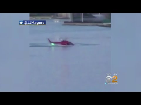 2 Dead, 3 Critical In East River Chopper Crash