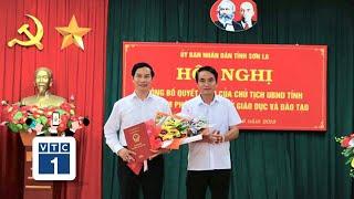 Một ngày trước kỳ thi, giáo dục Sơn La có lãnh đạo mới