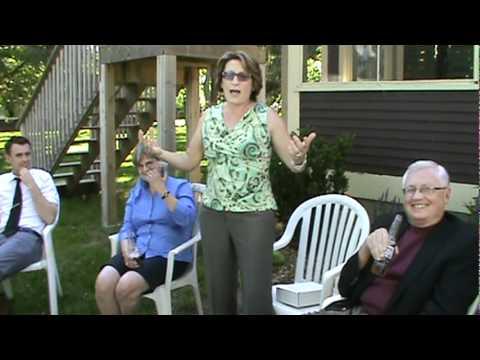 Informal Presentation to Wayne Perkins by Helene Weir at YMCA Canada AGM May 2010.mpg