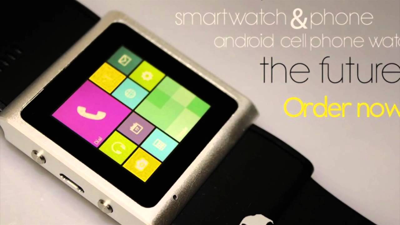 Camera Watch For Android Phones revolution smartwatch phone android 4 0 most advanced launch youtube