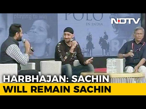 Virat a Champion Player But Sachin Will Remain Sachin: Harbhajan