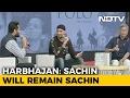 Virat a champion player but sachin will remain sachinharbhajan