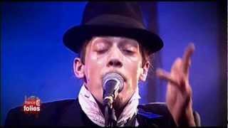 """Extrait du concert de """"Scarecrow"""" dans le cadre des sélections 2012..."""