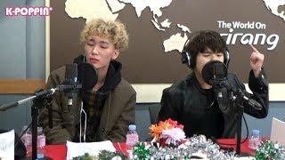 [K-Poppin'] 가호 (Gaho)'s Singin' Live '그때 (Then) (Feat. 빌런 Villian)'