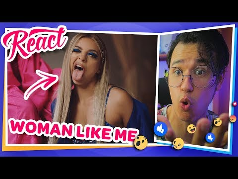 Reagindo a Little Mix - Woman Like Me ft. Nicki Minaj
