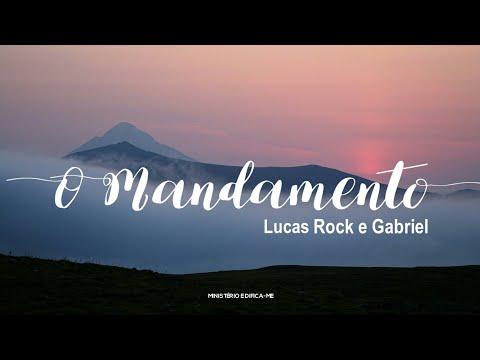 O Mandamento | Lucas Rock e Gabriel | Legendado