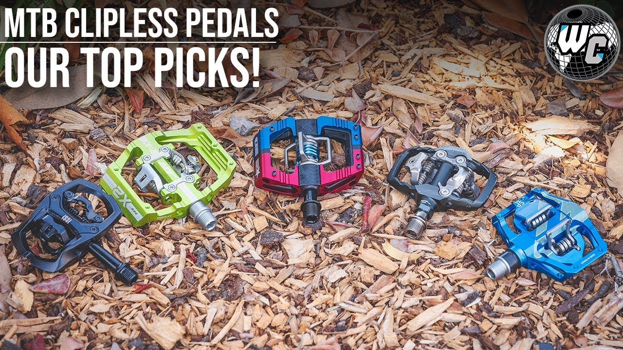 bf77fc53aa5 MTB Clipless Pedals - Which Brand is Right For You? (Our Top Picks ...
