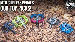 MTB Clipless Pedals - Which Brand is Right For You? (Our Top Picks!)