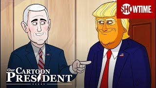 'I Got Some Things To Say About Lebron' Ep. 16 Official Clip | Our Cartoon President | SHOWTIME