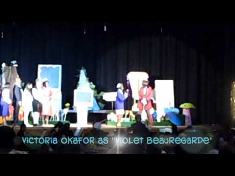 """Pure Imagination"" & ""Oopma Loompa Song"" 