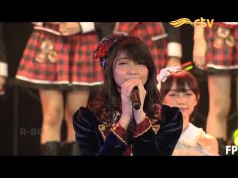 JKT48 - Arigatou @ Konser JKT48 RTV (27-6-2015)