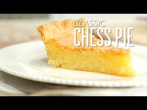 How To Make Classic Chess Pie | Southern Living