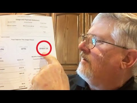 Man Gets $16,752 Bill From Unregulated Texas Energy Market