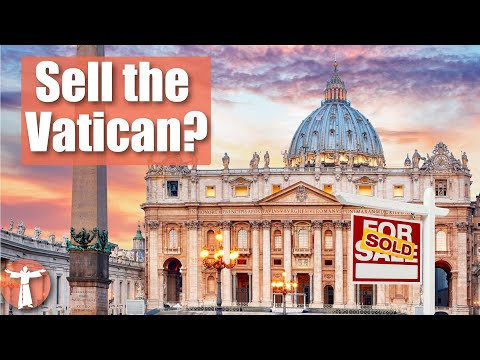 Catholic Church: Sell Everything and Give to the Poor?