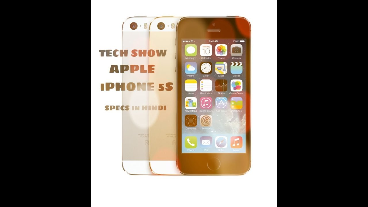 iphone 5s features apple iphone 5s specs in tech show 11195