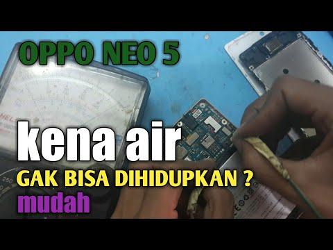 oppo-neo-5-kena-air-tidak-mau-di-hidupkan