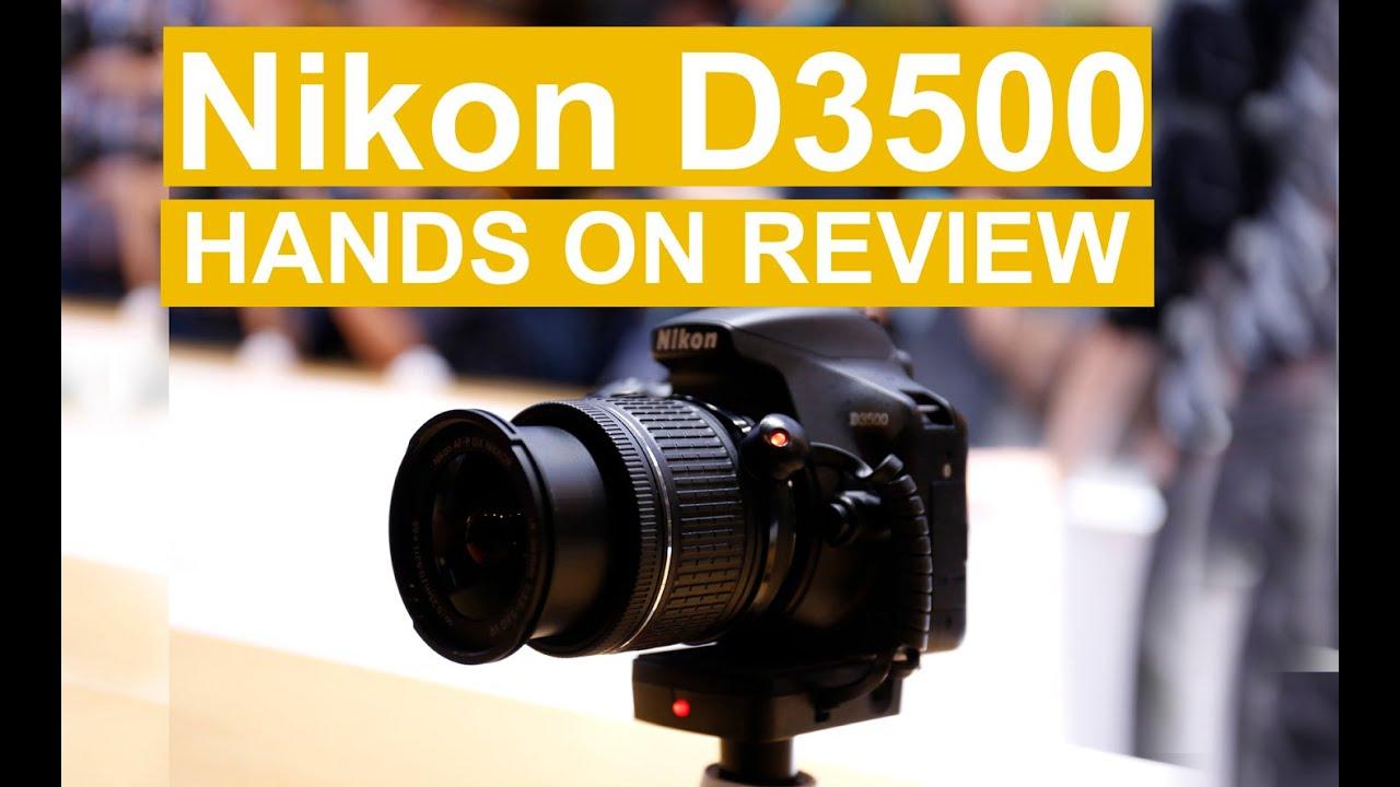 Nikon D3500 Review: Should you buy it?