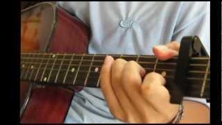 mong uoc ki niem xua fingerstyle guitar  - TRỌNG THÔ BỈ