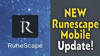 Complete Runescape 3 Mobile Review (and improvements YOU