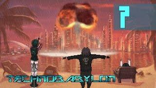 Technobabylon #7 - Jahiliyyah [Walkthrough PC]