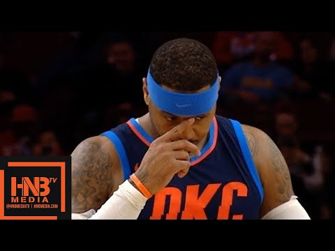 Oklahoma City Thunder vs Philadelphia Sixers 1st Half Highlights / Week 9 / Dec 15