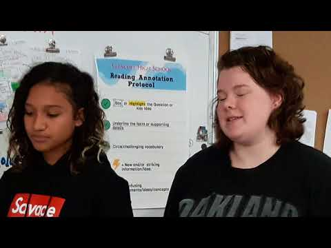 Plastics in our World PBL
