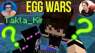Minecraft EGG WARS'da SAKLAMBAÇ #46