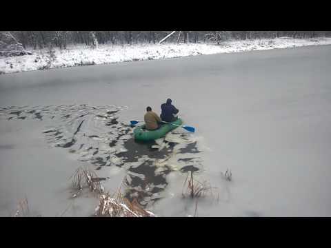 суровая рыбалка