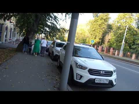 Москва 554 улица Госпитальный Вал лето день